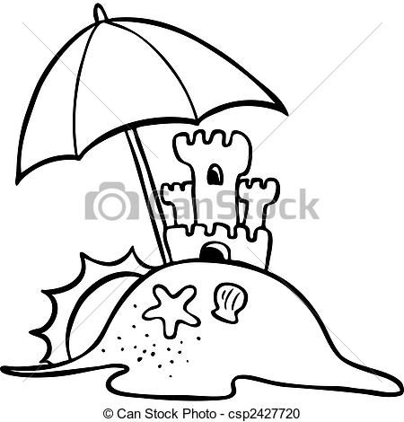 Beach Scene Clip Art Black And White Google Search Easy Drawings Drawings Pictures To Draw