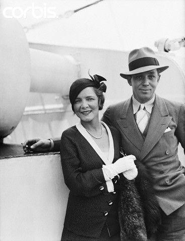 Helen Hayes & Charles MacArthur
