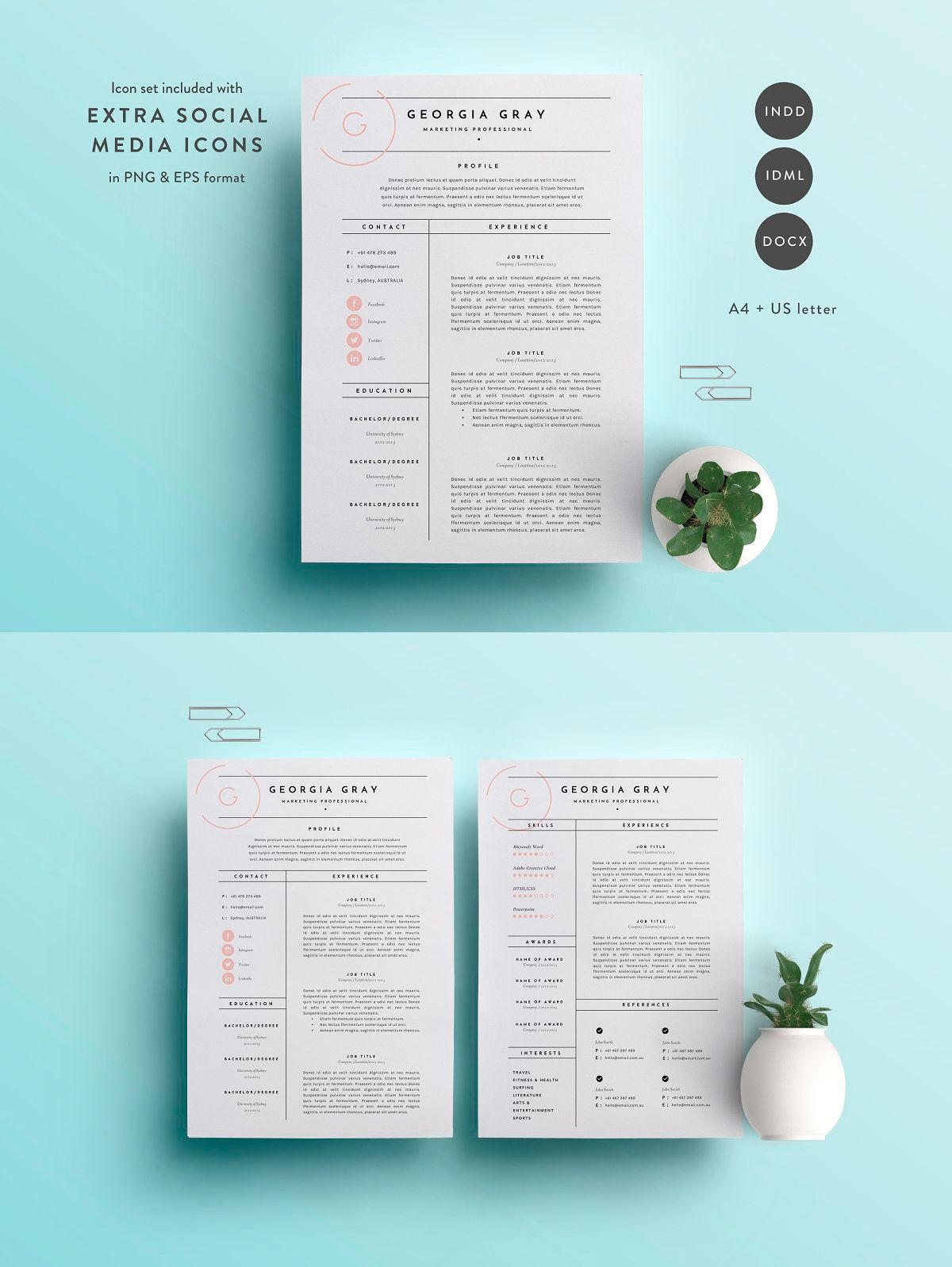 instructional designer resume pdf