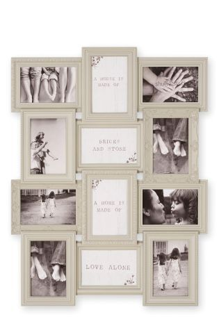 Buy 12 Aperture Ornate Collage Frame from the Next UK online shop ...