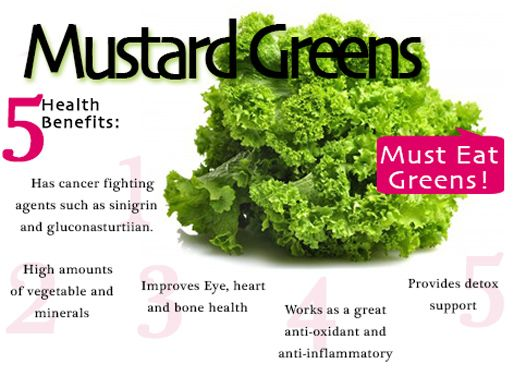 Do you want to detox your body by eating something that is - What to do with mustard five unknown uses ...