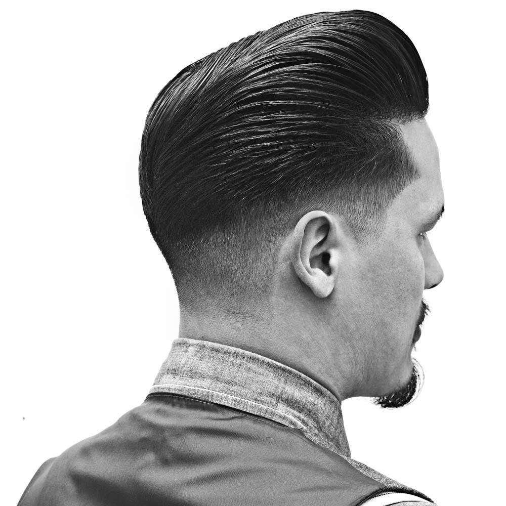 Schorem Barbers By David Raccuglia 03 Coiffure Banane Coupe De Cheveux Coupe De Cheveux Ado