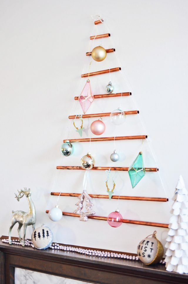 wall mounted copper pipe tree ajoyfulriot
