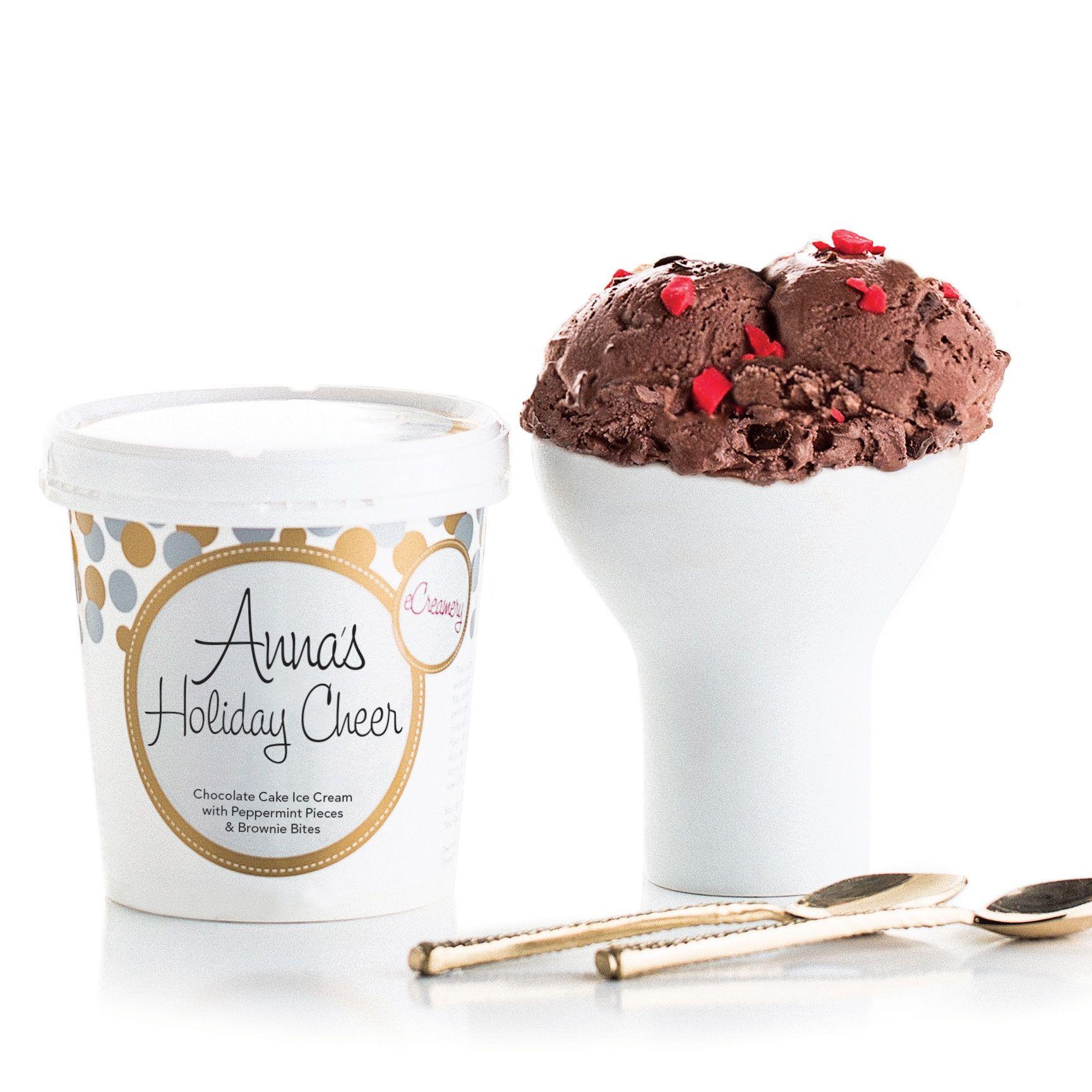 Completely Custom Ice Cream Flavors