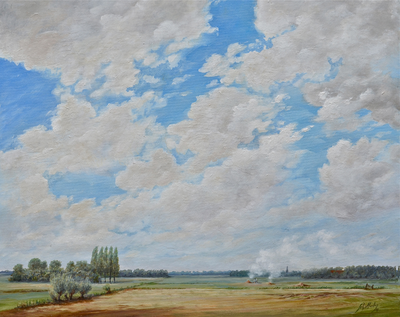 Landschaft, Holland by Heiko Schellenberg, 2011. CC BY-SA