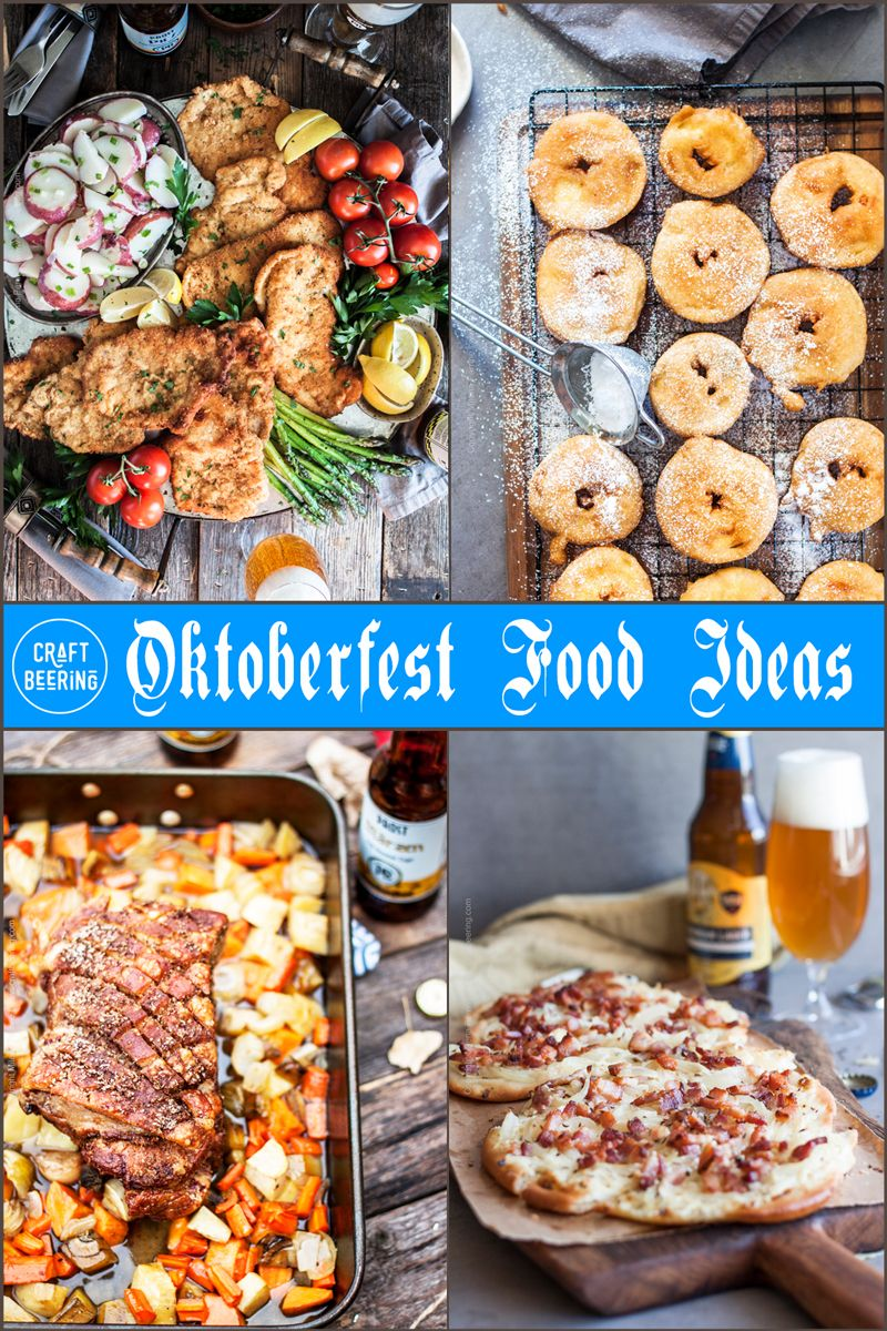 Oktoberfest Food Recipes