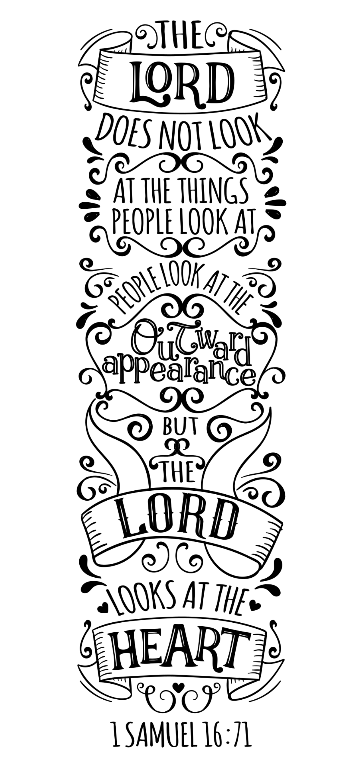 Job 12:10 Bible Verse To Color Free Printable