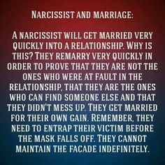Coping with narcissistic spouse
