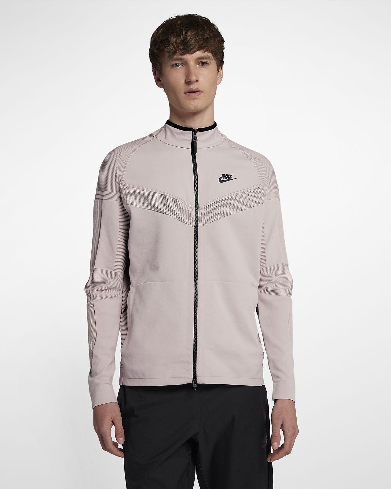abe73f9e Nike Sportswear Tech Knit Men's Jacket - S | Products | Nike ...