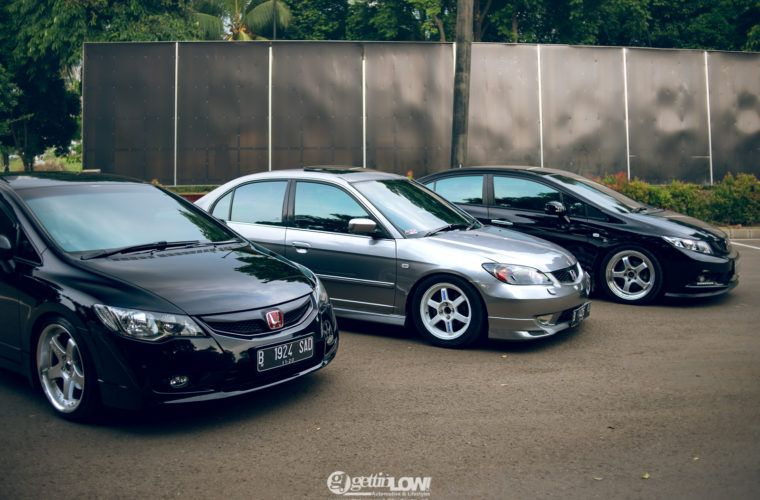 Honda Civic Lovers Daihatsu Honda Civic Bmw Car
