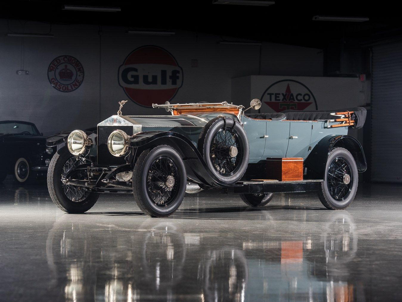 1914 Rolls-Royce Silver Ghost Tourer by Hemmings Chassis No.35PB ...
