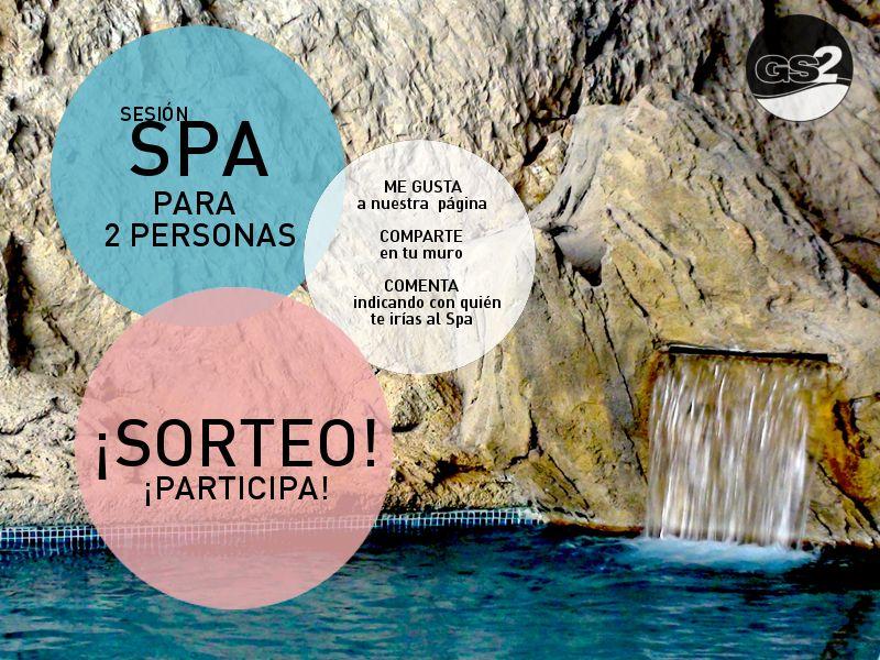 ¡Participa en nuestro SORTEO de Spa para 2 personas!  Haz click en el enlace: https://www.facebook.com/GS2Mamparas/app_79458893817