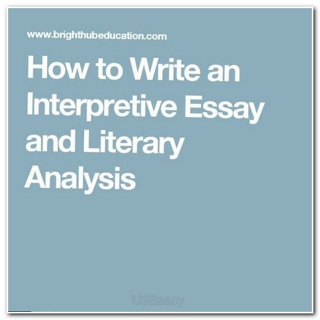 what are interpretive essays Interpretive sociology holds that understanding of our fellow man should be the pursuit of each day as sense is made of their individual societal existence seeking to understand is the concept held in interpretive sociology instead of the seeking of an explanation.