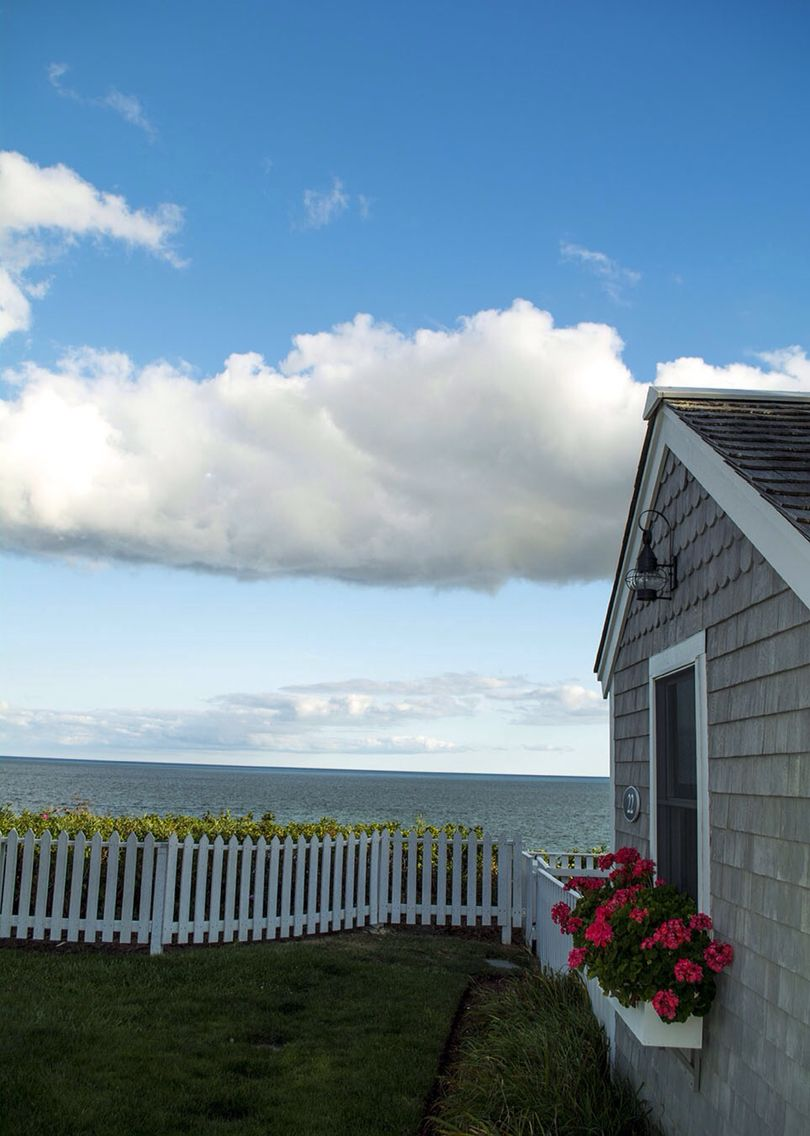 View of Nantucket Sound from Village Cape Cod