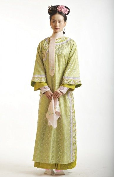 2ba233cba Royal Chinese Qing dynasty clothes for woman   Lost In Translation ...