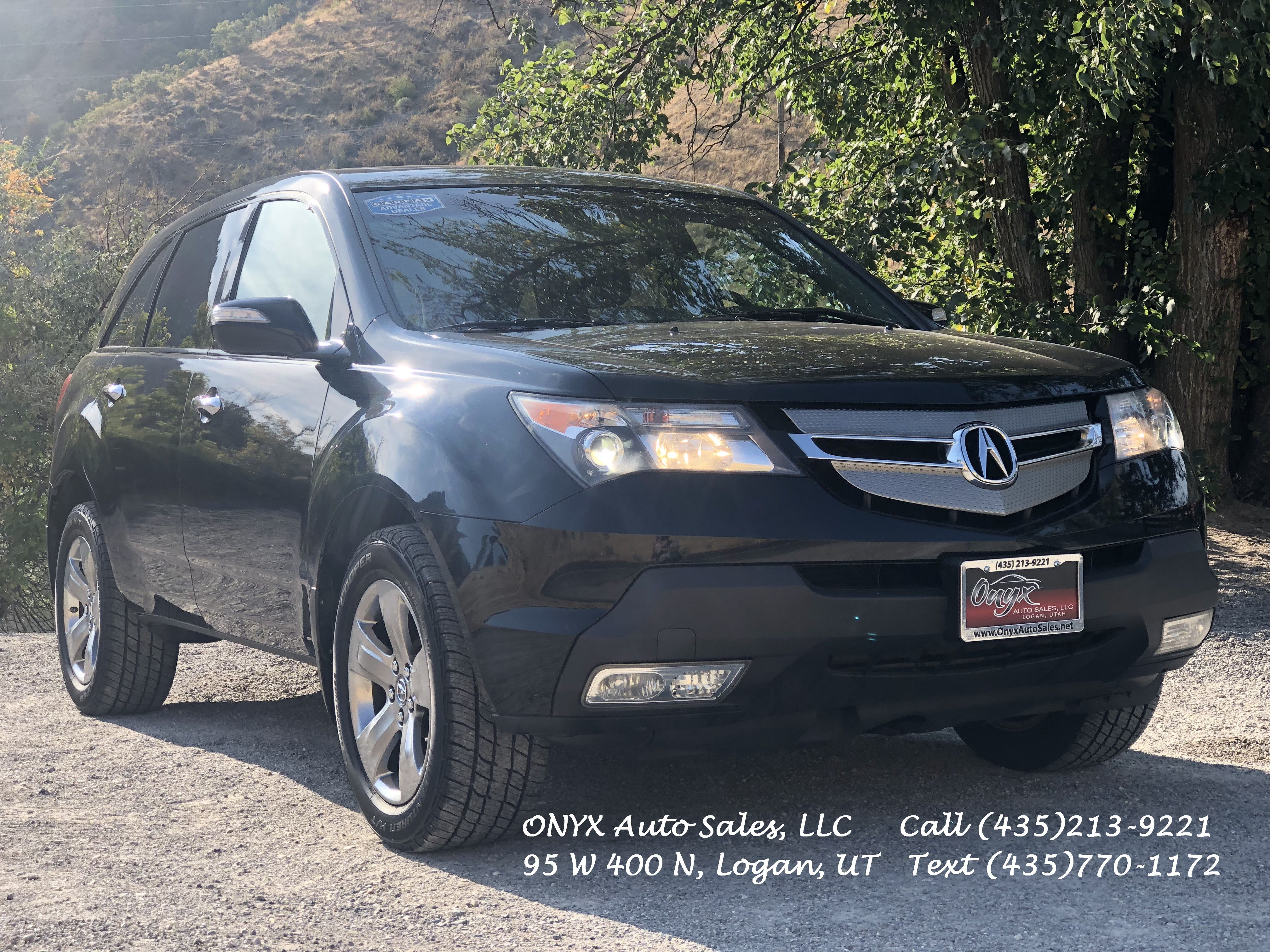 Used Cars Logan Utah >> 2007 Acura Mdx Navigation Dvd Great Condition Acura