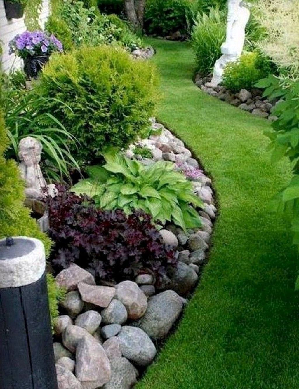 Trendy Front Garden Design Ideas South Africa To Inspire You Small Front Yard Landscaping Front Yard Landscaping Design Rock Garden Landscaping