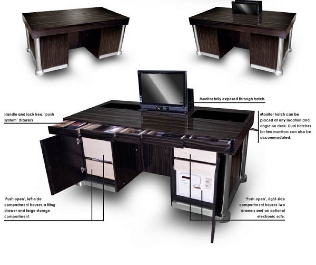 Superior High Tech Office Desk   Contemporary Home Office Furniture Check More At  Http://