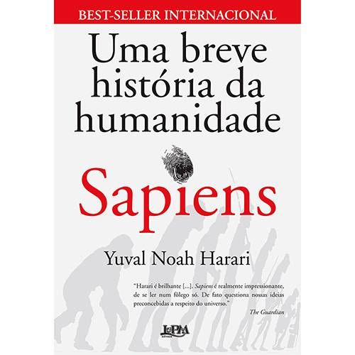 Livro Sapiens Uma Breve Historia Da Humanidade Livros