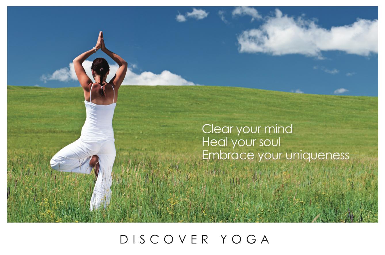 Discover Yoga ~ Embrace