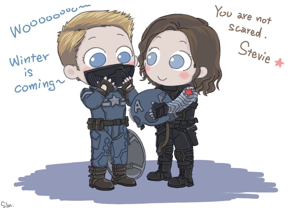 Marvelous Captain America And Winter Soldier