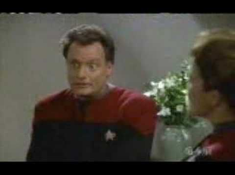 Star Trek Bloopers | Just for laughs | Star trek voyager