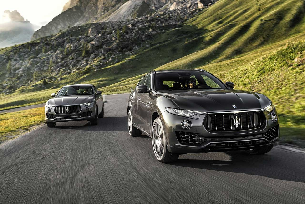 2018 Maserati Levante Priced in India from INR 1.45 Crore