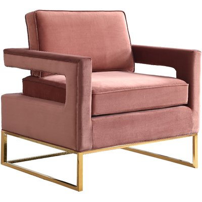 Everly Quinn Canterbury Lounge Chair Furniture Accent