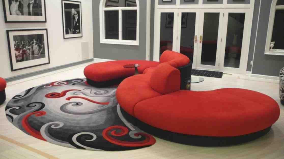 Incroyable S Shaped Sofa