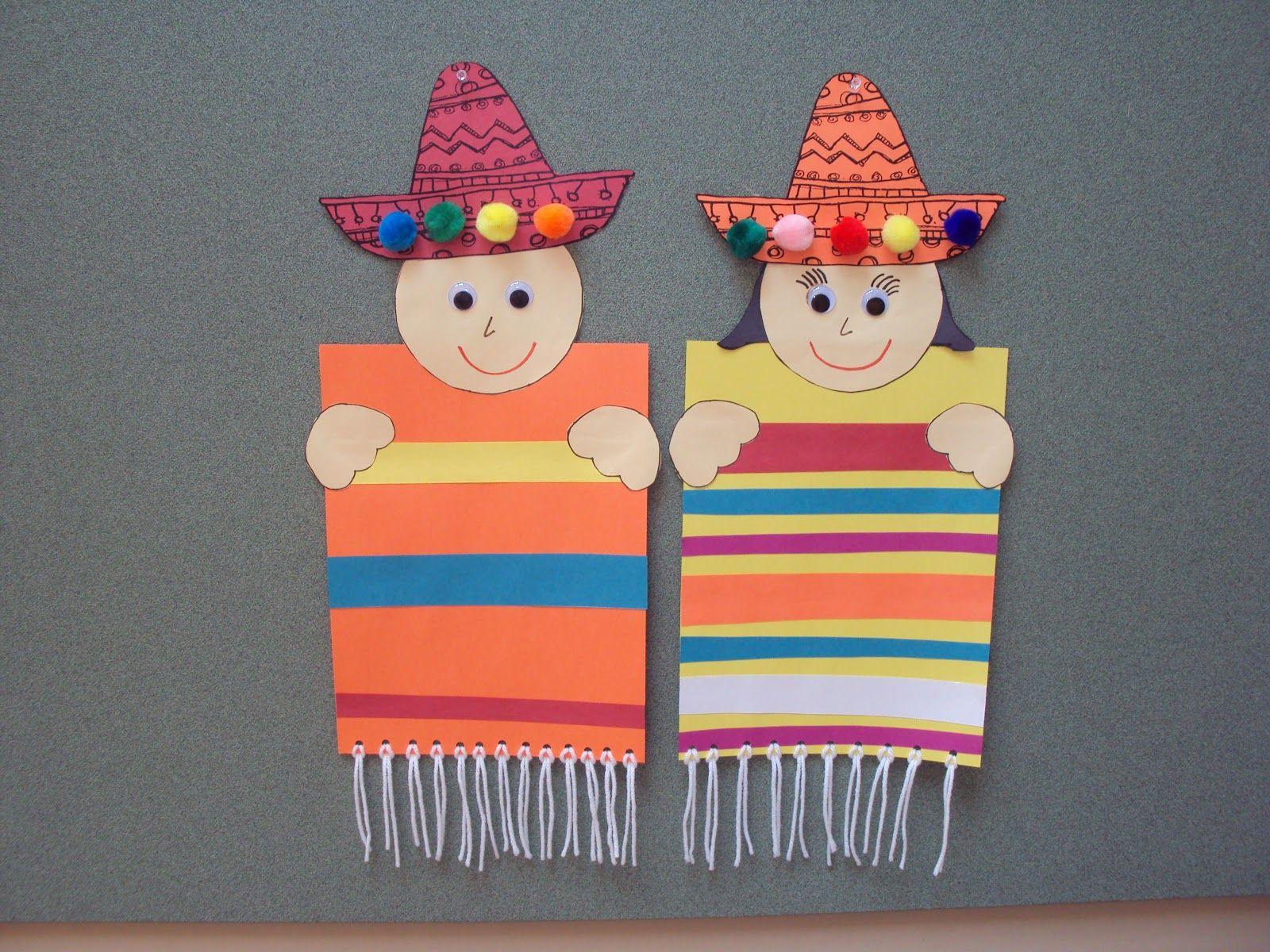 Cinco de mayo mexican flag coloring page - May Activities Preschool Wonders Cinco De Mayo