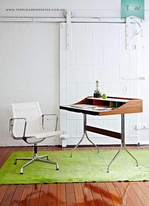 Know Your Classics: Eames Aluminium Group Chairs