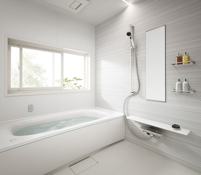 イメージ写真からバスルームを探す システムバスルーム 小さなバス