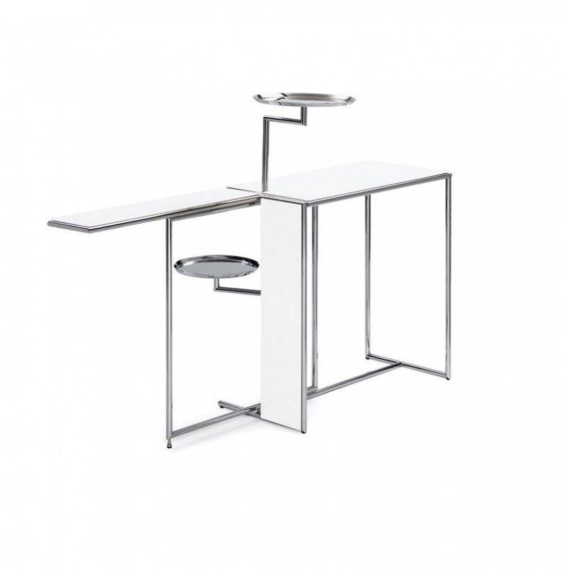 Eileen Gray Beistelltisch rivoli side table by eileen gray classicon side board