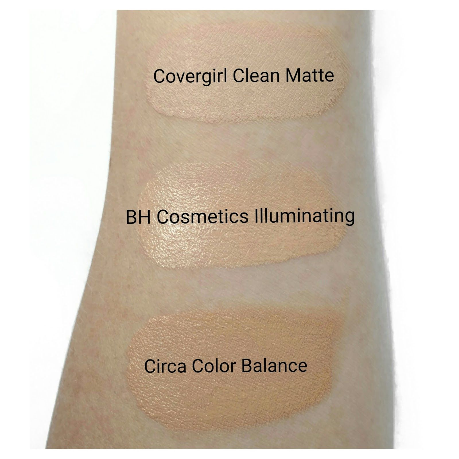 Clean Matte BB Cream by Covergirl #20