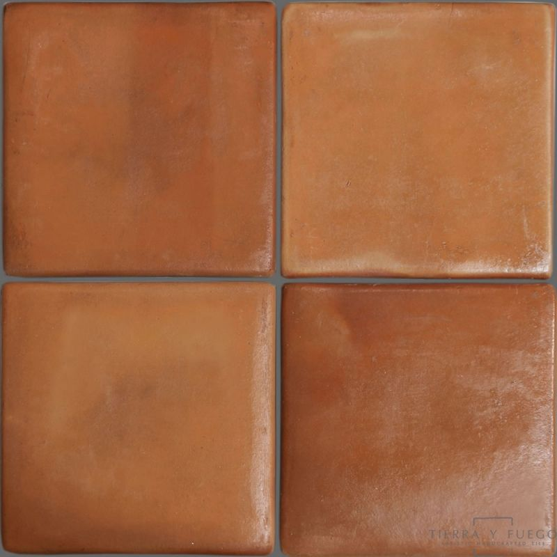12 X 12 Sealed Spanish Mission Red Floor Tile Tile Floor Terracotta Floor Mexican Tile Floor