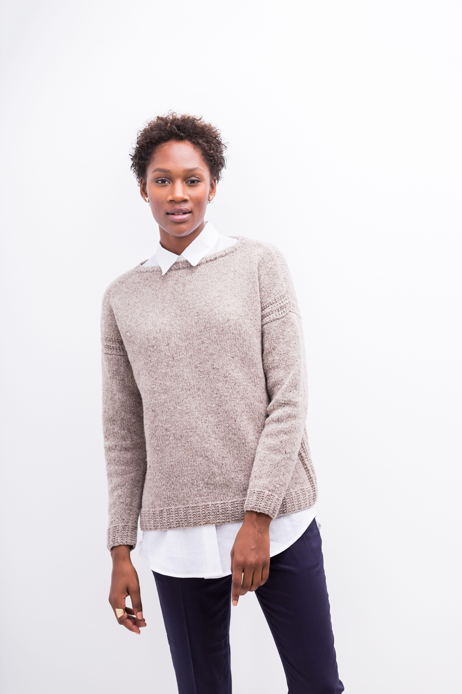 Tallis brooklyn tweed knitting patterns and yarns fabrics tallis boatneck pullover bankloansurffo Images