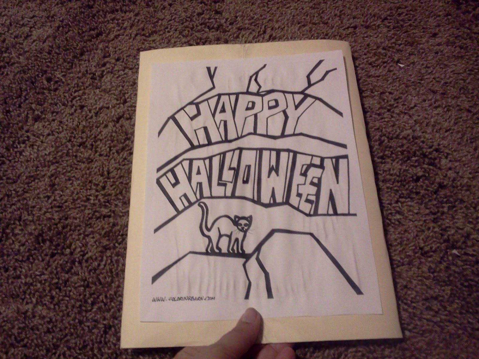 Molding Minds Homeschool - life. love. learning.: Halloween Lapbook and Lesson Plan