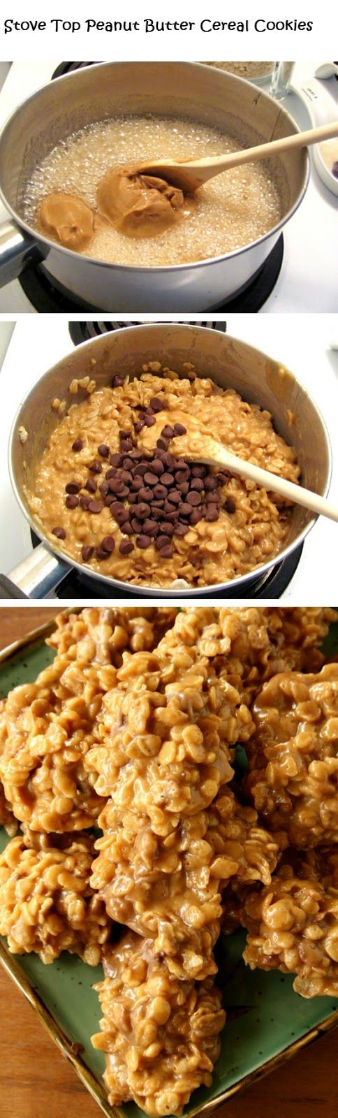 21 fun and easy treats you can make with cereal cookie for Desserts you can make with peanut butter