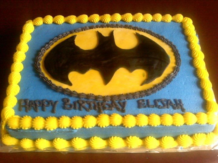 Batman Batman Birthday Cakes Batman Birthday Boy Birthday Cake