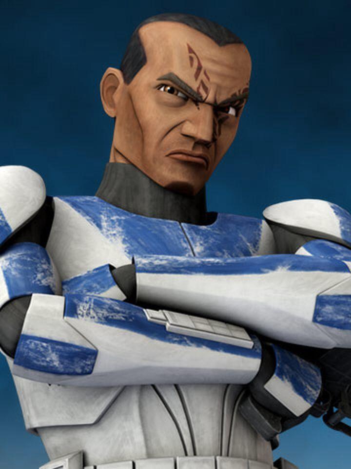 Star Wars Commander Bacara AT-RT ASALTO Squad Trooper Clone Wars Grievous Hunt