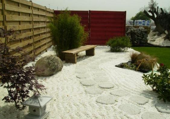 Como diseñar un jardin Zen Plantas, Flores y Jardin Pinterest