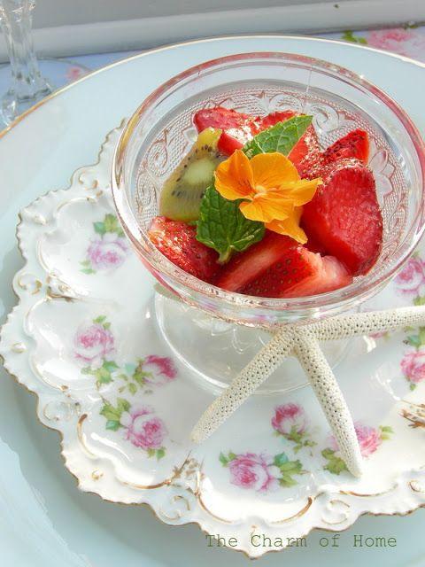 Food Styling: Fruit