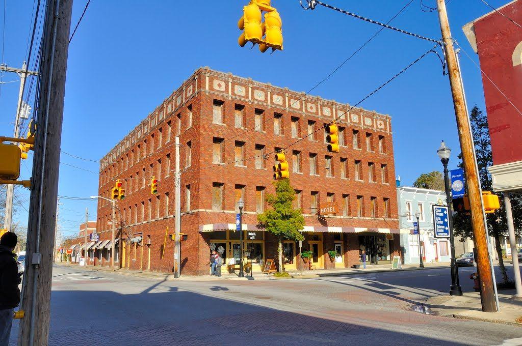 Old Southern Hotel Elizabeth City North Carolina