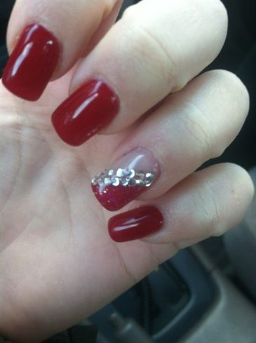 Valentine's or Christmas (I don't do red but I like the design)