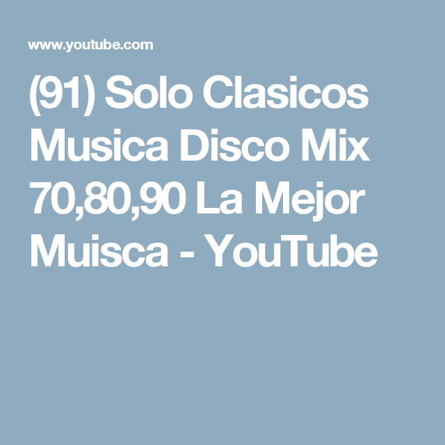 Rock Latino - Mix 80 y 90's