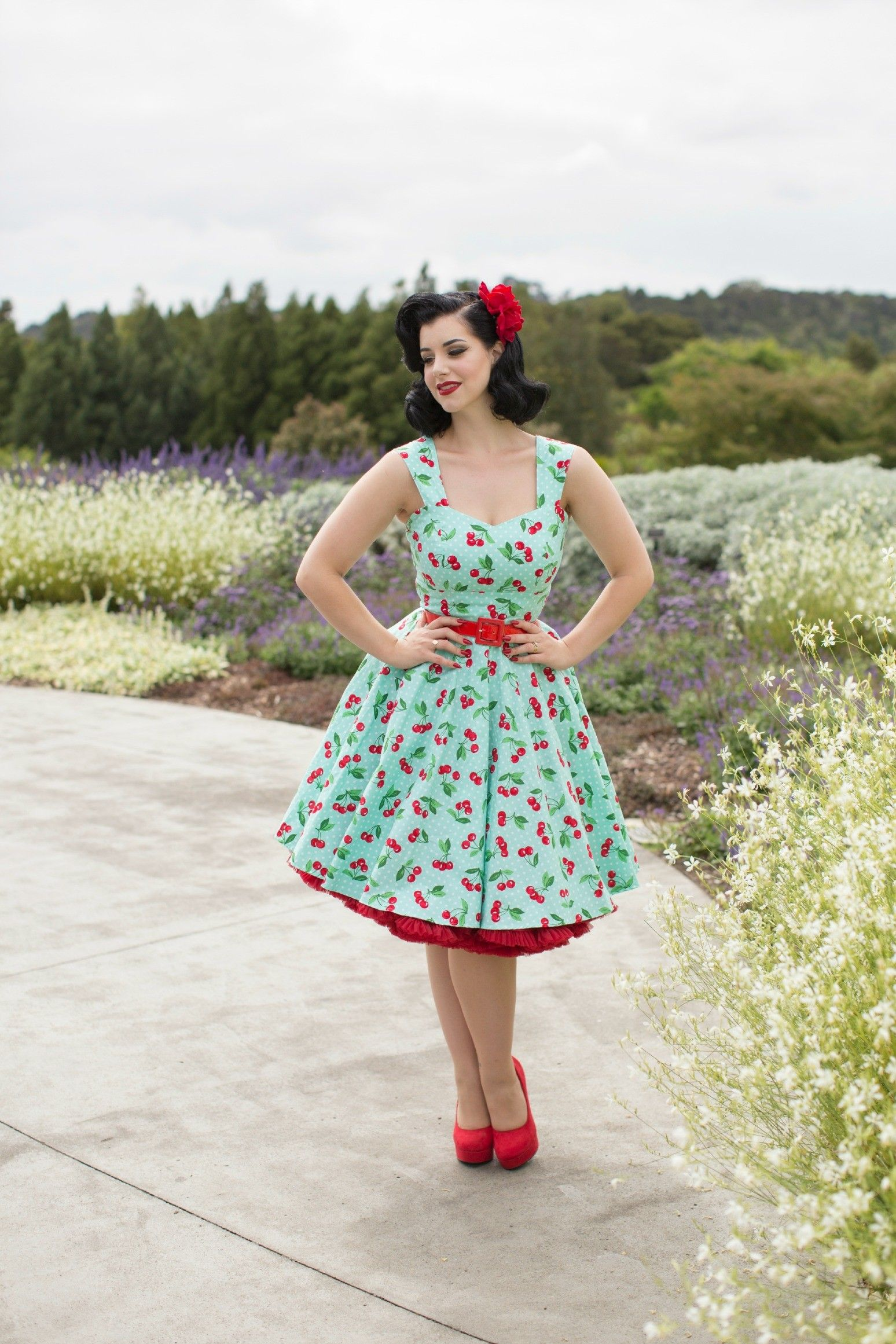 Vintage Pin Up Clothing Brand By Winny