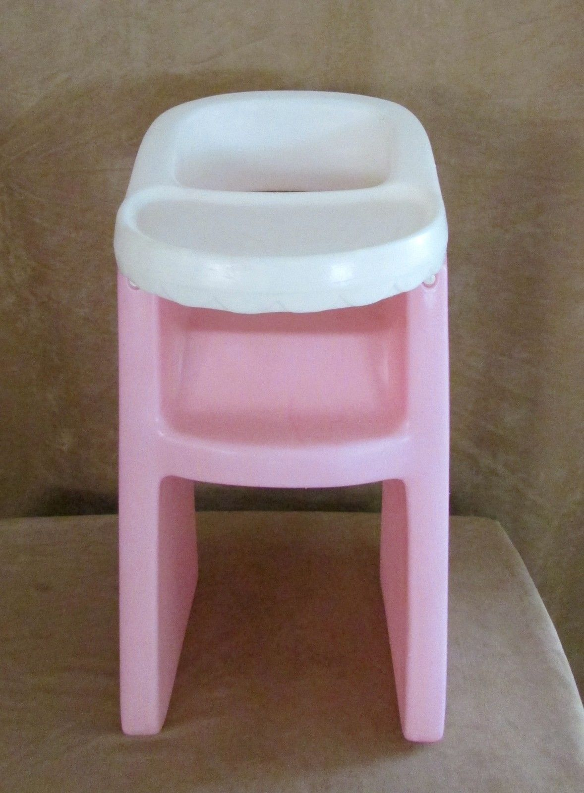 Little Tikes Storage Cabinet Vintage Little Tikes Pink Doll Size Crib Changing Table