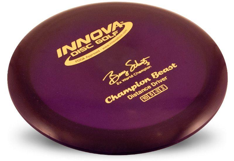 Champion beast neighborhood disc golf with images