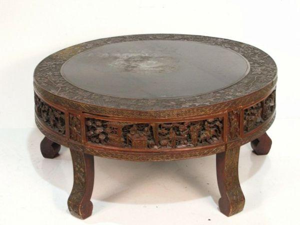 Kleiner runder tisch simple hay tisch rund triangle leg runder tisch eiche gealt a cm hay hay - Runder tisch mit stuhlen ...