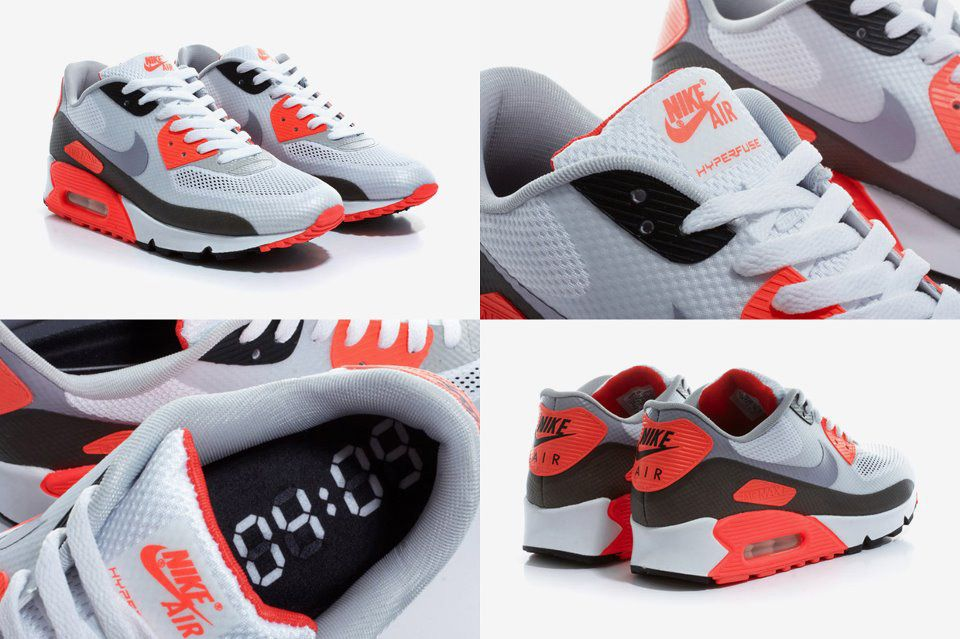 Air Max 90 Hyperfuse Ukrainian Infrarouge